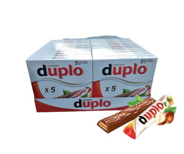 Duplo Choco Sticks T5