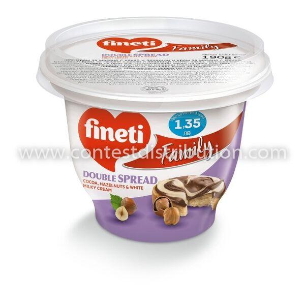 Finetti 190 g - Two Colors