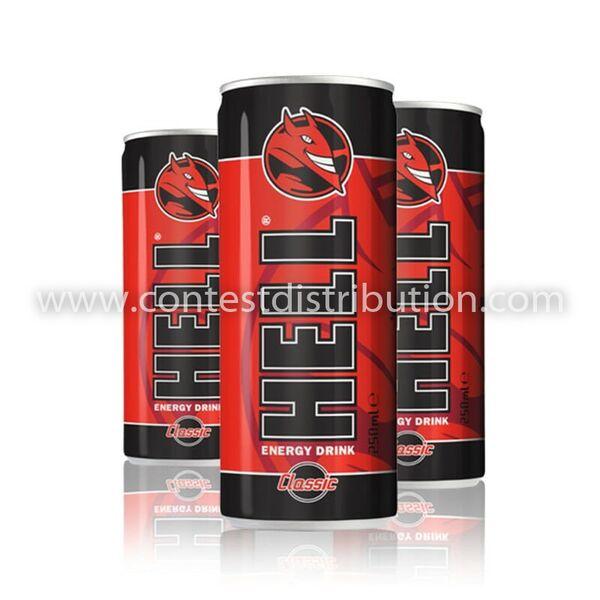 Hell Energy Classic 250 ml
