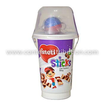 Finetti Wafer Sticks 45 g (stack 8 pcs)