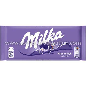 Milka Milk 100 g